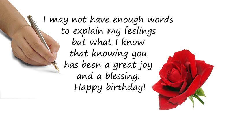 Happy Birthday Wanderer..!!!