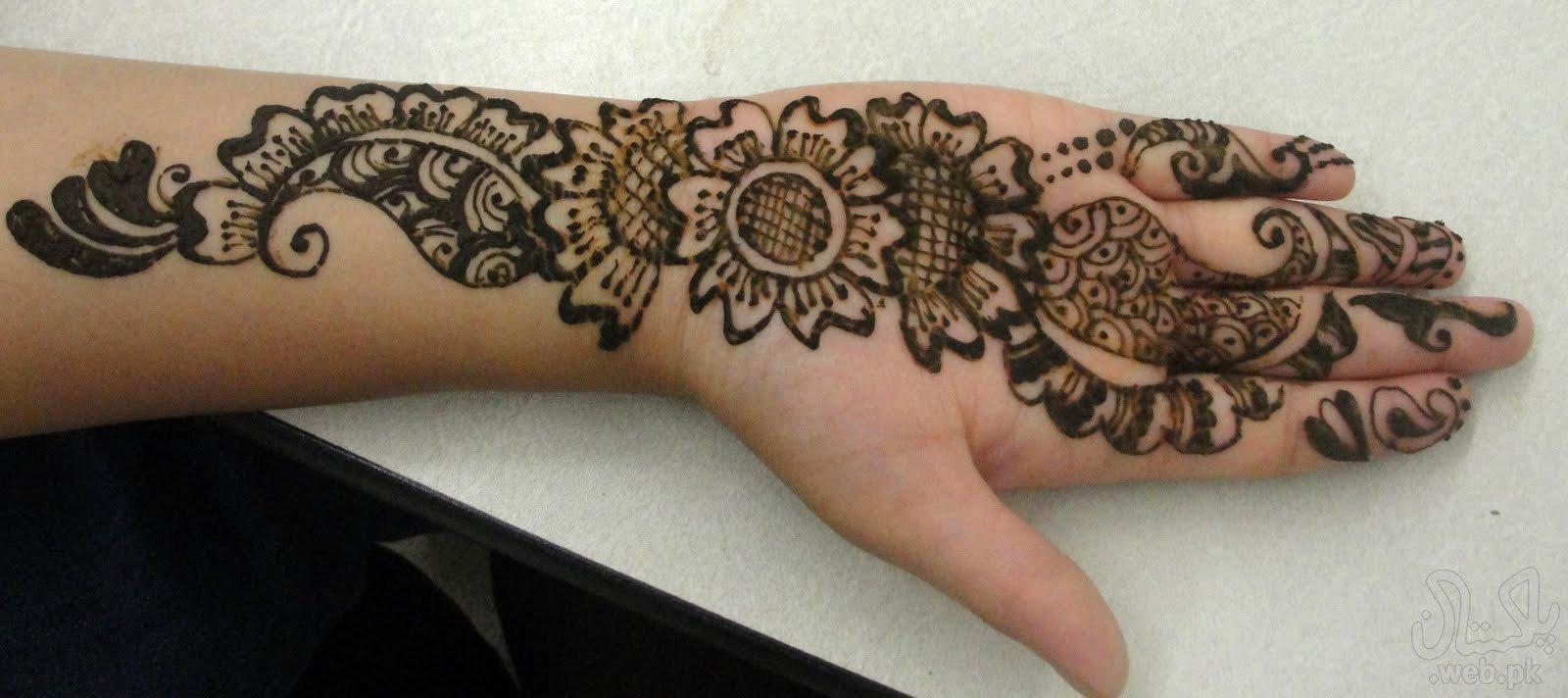 Arabic floral_Blogspot.