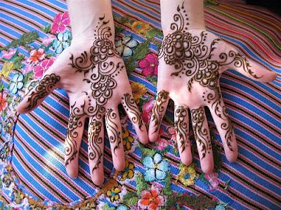 Beautiful Arabic Mehndi Designs For Hands g.