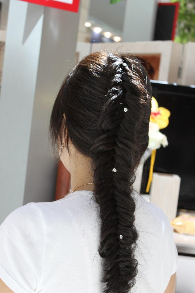 Hair In Style: New Braids Hair Styles Of 2011-2012