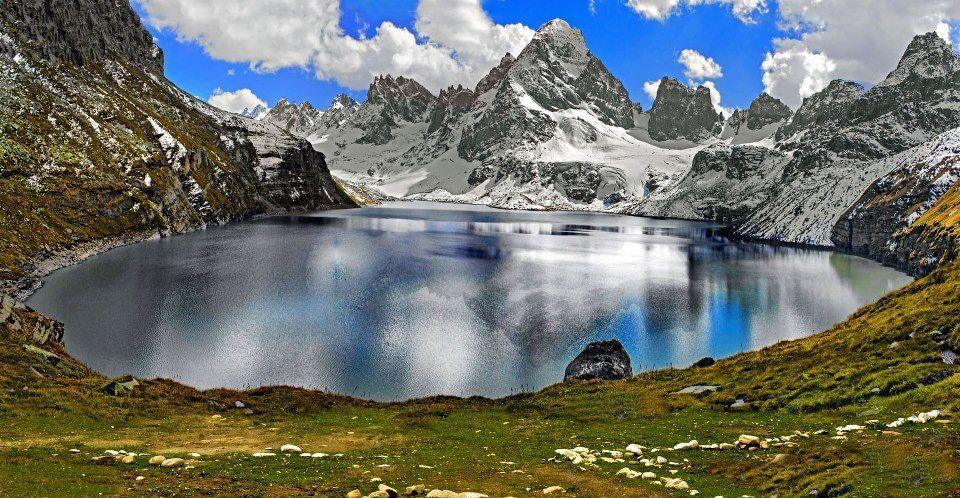 Chitta Katha Lake.