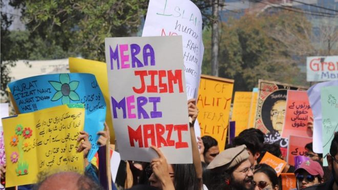 controversial slogan My body is my choice in Aurat March.jpg