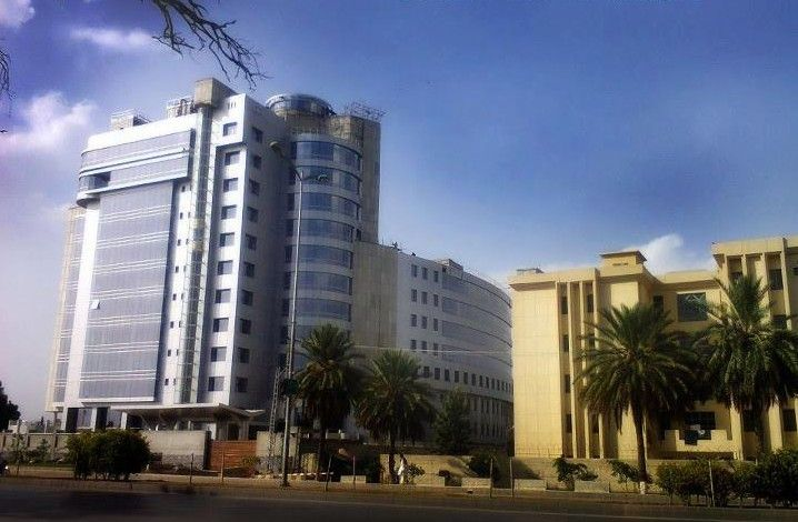 Fauji-Fertiliser-Tower-The-Mall-Rawalpindi.