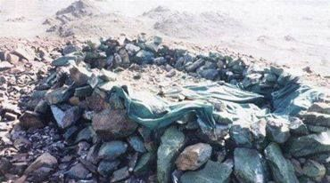 Hazrat Amina Grave.