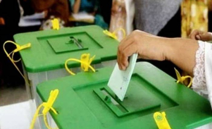 how to vote in pakistan elections.
