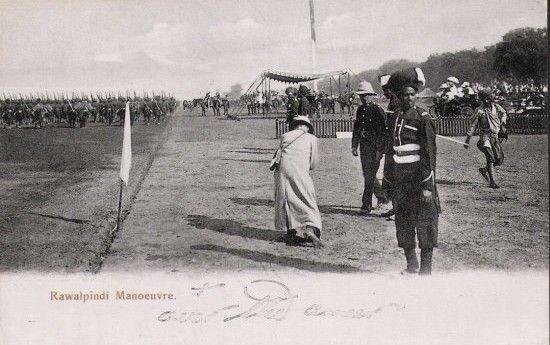 indi-old-Photos-Rawalpindi-Manoeuvre-during-British-rule-in-1900-Old-rare-Pictures-of-Rawalpindi.