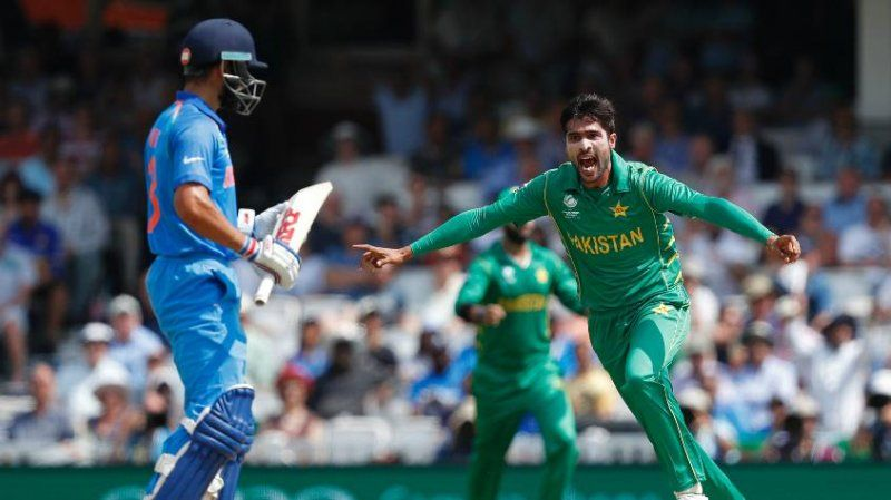 India-Pakistan.
