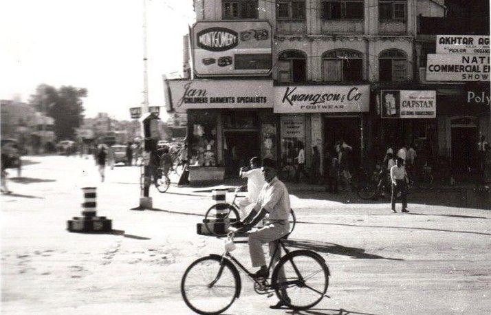 Kashmir-Road-Rawalpindi-1960s.