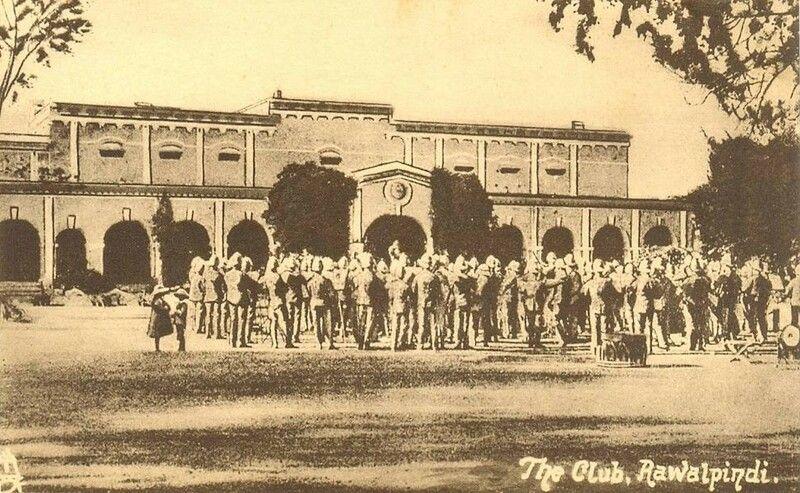 ld-Photos-A-Rare-Painting-of-Pindi-Club-Rawalpindi-on-a-postcard-Old-rare-Pictures-of-Rawalpindi.