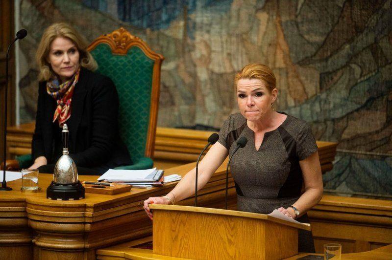 merlin Danish minister.