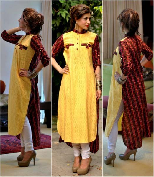 pakistani+girls+Shalwaar+kameez+fashion+trends+2012..
