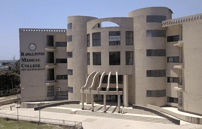 Rawalpindi-Medical-College-new-teaching-block-at-Holy-Family-Hospital.