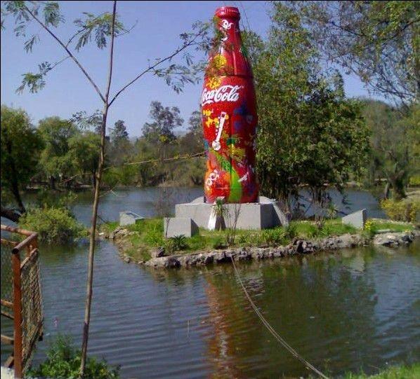 Rawalpindi-Photos-Big-Coca-Cola-Bottle-in-a-Lake-in-Ayub-Park-Rawalpindi-Pictures-of-Rawalpindi.