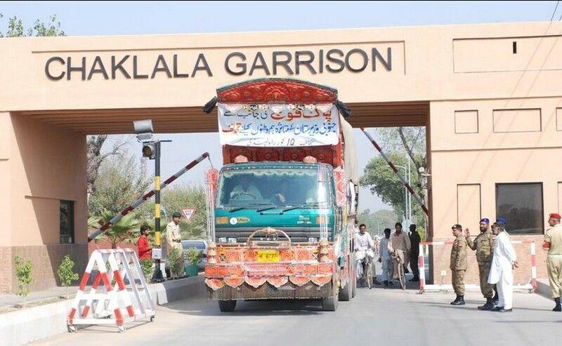 Rawalpindi-Photos-Entrance-of-Chaklala-Garrison-Rawalpindi-Pictures-of-Rawalpindi.