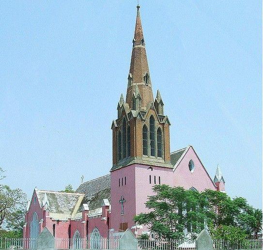 Saint-Pauls-Church-The-Mall-Road-Rawalpindi.