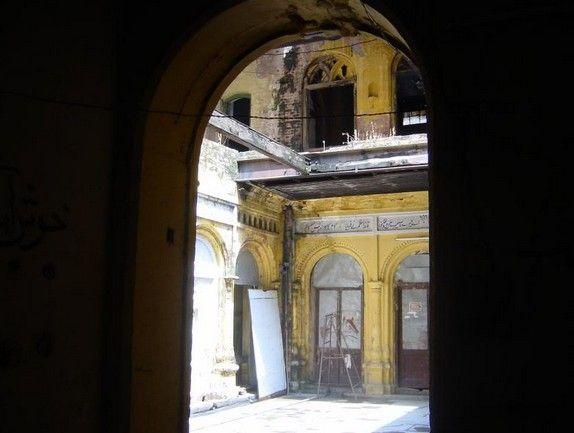Sardar-Sujjan-Singhs-Haveli-in-a-Dilapidated-Condition.
