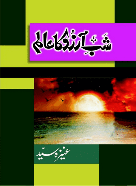 shab-e-arzoo ka alam by Aneez Syed.PNG