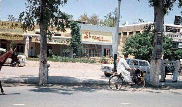 Shezan-Restaurant-Kashmir-Road-Rawalpindi-1960s.