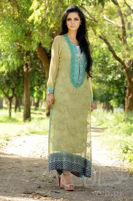 Sobia Nazir Eid Party Dresses Collection 2012 (1).