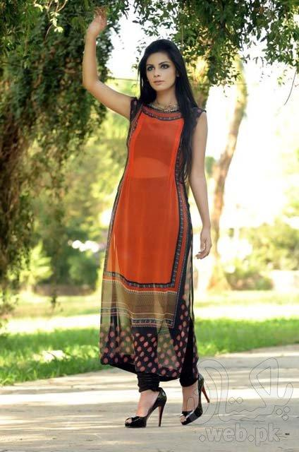 Sobia Nazir Eid Party Dresses Collection 2012 (4).
