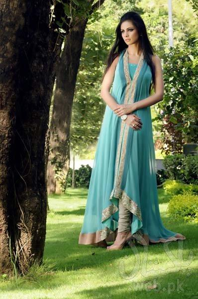 Sobia Nazir Eid Party Dresses Collection 2012 (7).
