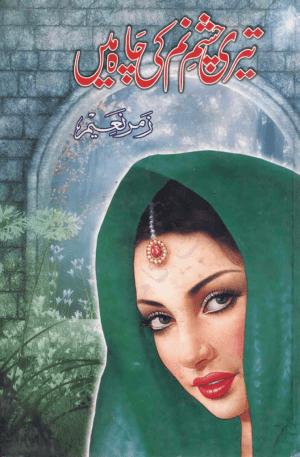 Teri Chashm e Nam Ki Chah Mein by Zamar Naeem.
