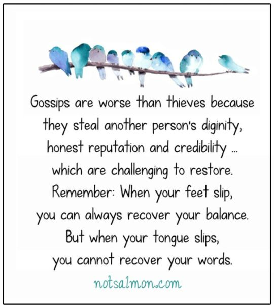 You Cannot Recover Words when Your Tongue Slips.